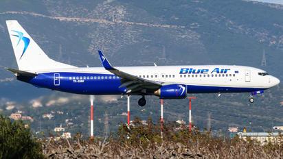 YR-BMM - Blue Air Boeing 737-800