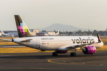 N531VL - Volaris Airbus A320 NEO