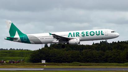 HL8266 - Air SEOUL Airbus A321
