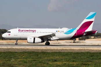 D-AGWO - Germanwings Airbus A319
