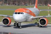 G-UZHD - easyJet Airbus A320 NEO aircraft
