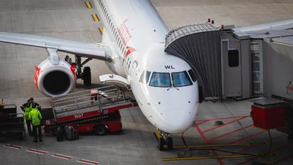 OE-LWL - Austrian Airlines/Arrows/Tyrolean Embraer ERJ-195 (190-200)
