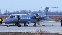 LaudaMotion Learjet 60 visited Craiova title=