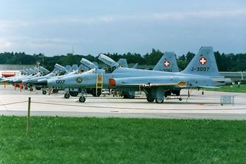 J-3007 - Switzerland - Air Force Northrop F-5E Tiger II