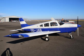 OO-JAB -  Piper PA-28 Warrior