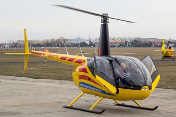 SP-HTN - Polish Medical Air Rescue - Lotnicze Pogotowie Ratunkowe Robinson R-44 RAVEN II