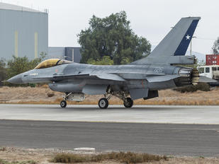 726 - Chile - Air Force General Dynamics F-16AM Fighting Falcon
