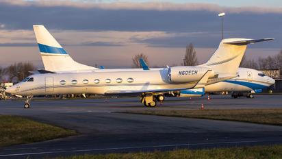N605CH - Private Gulfstream Aerospace G-V, G-V-SP, G500, G550