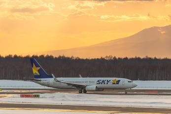 JA73ND - Skymark Airlines Boeing 737-800
