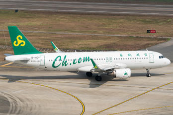 B-1026 - Spring Airlines Airbus A320