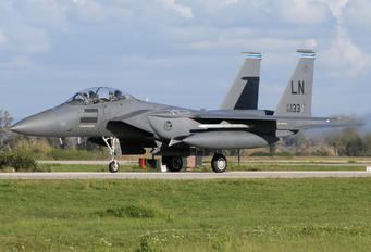 98-0133 - USA - Air Force Boeing F-15E Strike Eagle