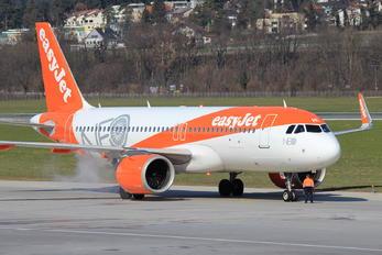 G-UZHD - easyJet Airbus A320 NEO