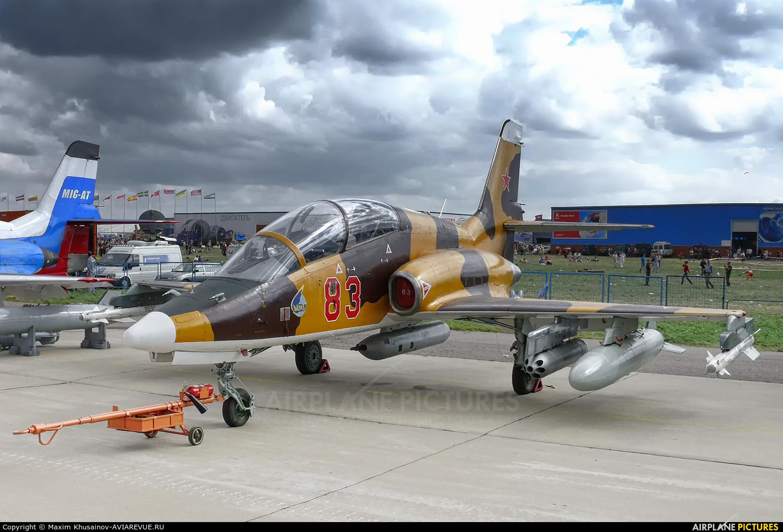 MiG Design Bureau 83 aircraft at Ramenskoye - Zhukovsky
