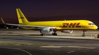 G-DHKA - DHL Cargo Boeing 757-200F
