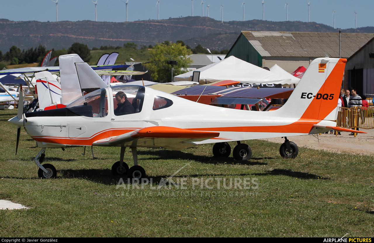 Private EC-DQ5 aircraft at Igualada - Odena