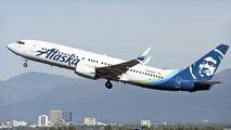 N588AS - Alaska Airlines Boeing 737-800 aircraft