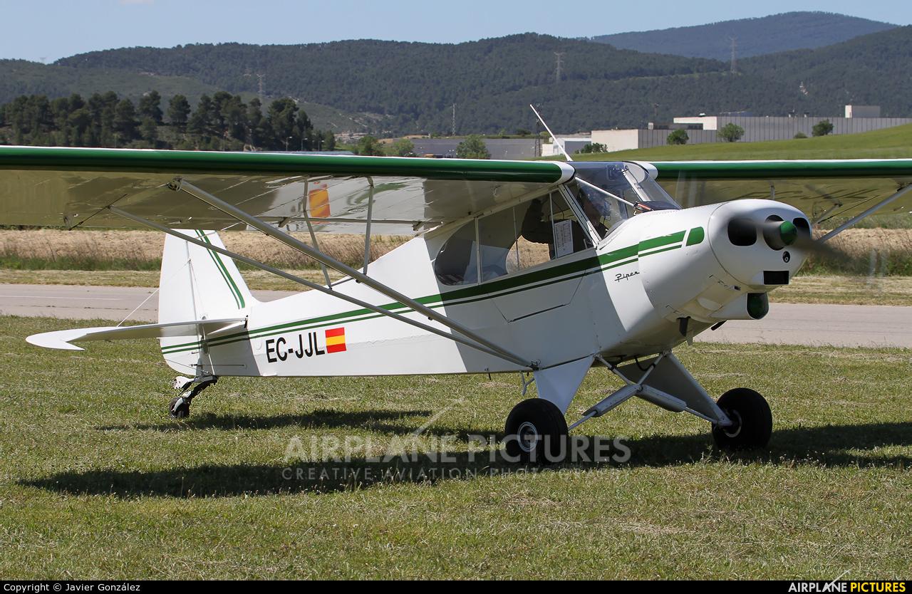 Fundació Parc Aeronàutic de Catalunya EC-JJL aircraft at Igualada - Odena