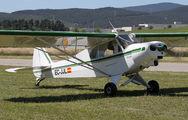 EC-JJL - Fundació Parc Aeronàutic de Catalunya Piper PA-18 Super Cub aircraft
