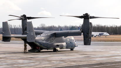 10-0050 - USA - Air Force Bell-Boeing CV-22B Osprey