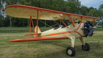PH-TOX - Private Boeing Stearman, Kaydet (all models)