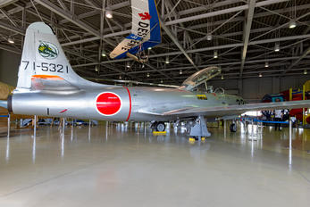 71-5321 - Japan - Air Self Defence Force Lockheed T-33A Shooting Star