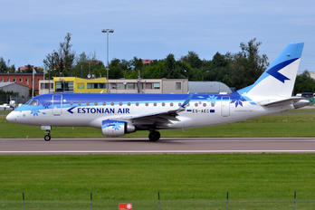 ES-AEC - Estonian Air Embraer ERJ-170 (170-100)