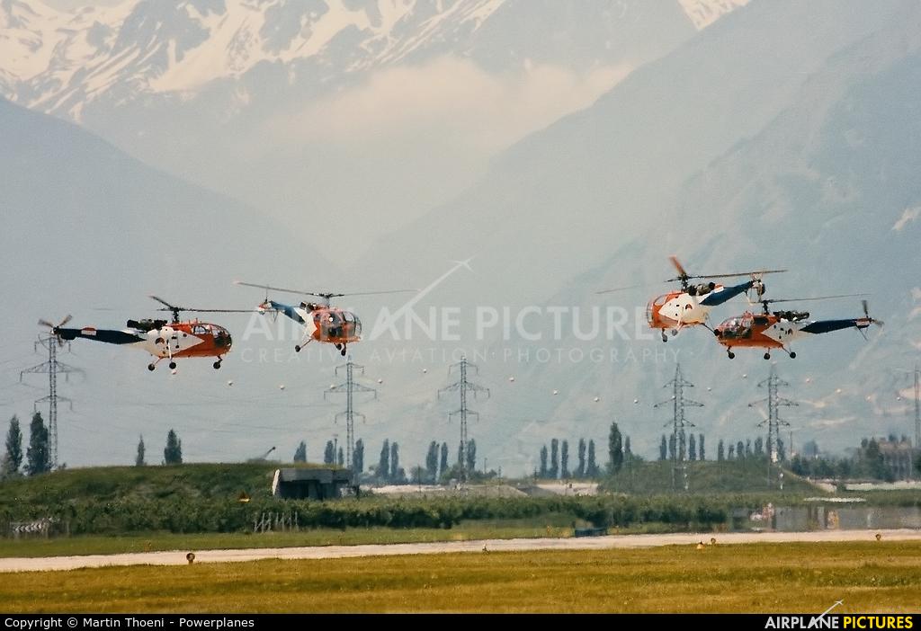 Netherlands - Air Force A-350 aircraft at Sion