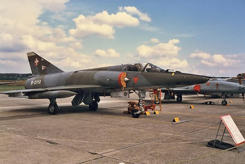 R-2110 - Switzerland - Air Force Dassault Mirage III