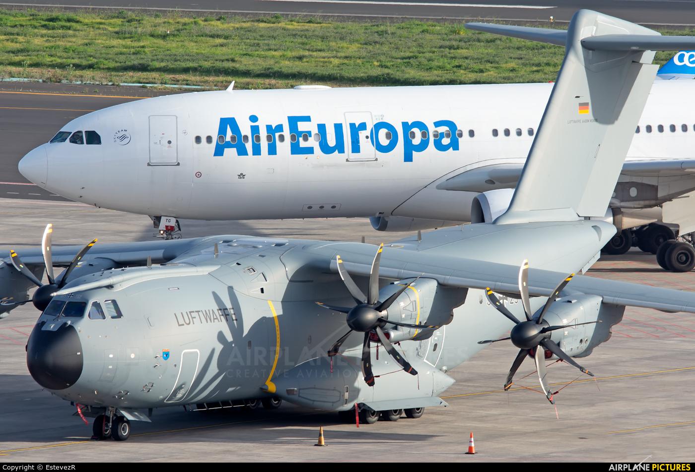 Germany - Air Force 54-25 aircraft at Tenerife Norte - Los Rodeos