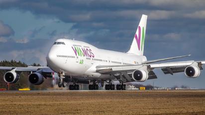 EC-MQK - Wamos Air Boeing 747-400
