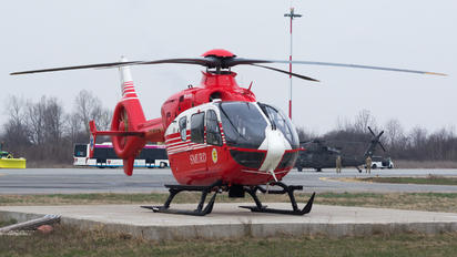 345 - Romanian Emergency Rescue Service Eurocopter EC135 (all models)