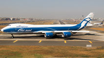 VQ-BFE - Air Bridge Cargo Boeing 747-8F aircraft
