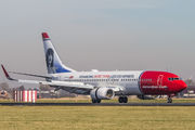 EI-FVM - Norwegian Air International Boeing 737-800 aircraft