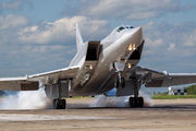 42 RED - Russia - Air Force Tupolev Tu-22M3 aircraft