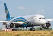 A4O-SD - Oman Air Boeing 787-9 Dreamliner aircraft