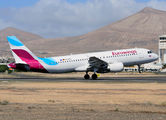 D-ABHC - Eurowings Airbus A320 aircraft