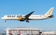 A9C-FD - Gulf Air Boeing 787-9 Dreamliner aircraft