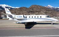 D-CSCB - Silver Cloud Air Cessna 560XL Citation Excel aircraft