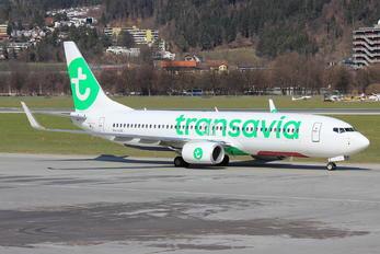 PH-HXK - Transavia Boeing 737-800
