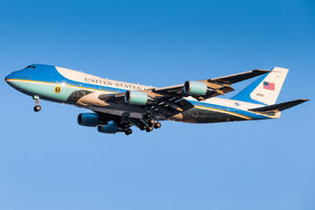 92-9000 - USA - Air Force Boeing VC-25A