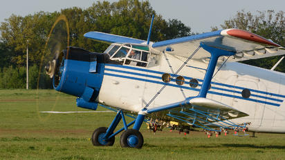 SP-WSL - ZUA Mielec Antonov An-2
