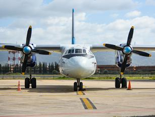 UR-CQE - Vulkan Air Antonov An-26 (all models)