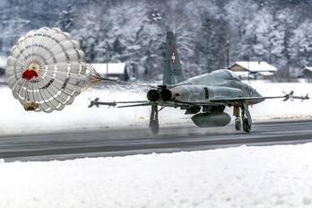 J-3063 - Switzerland - Air Force Northrop F-5E Tiger II