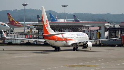 B-1338 - OKAir Boeing 737-800