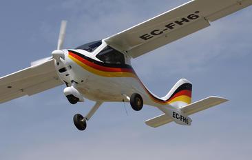 EC-FH6 - Private Flight Design CTsw