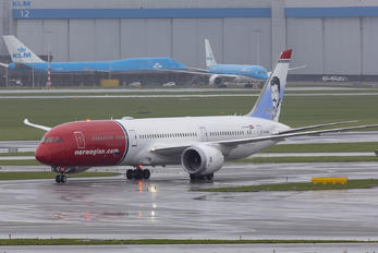 LN-LNR - Norwegian Long Haul Boeing 787-9 Dreamliner