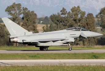 ZK366 - Royal Air Force Eurofighter Typhoon FGR.4