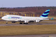 EC-LNA - Pullmantur Air Boeing 747-400 aircraft