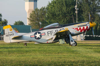 NL151JT - Private North American P-51D Mustang