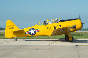 N299FM - Private North American Harvard/Texan (AT-6, 16, SNJ series)
